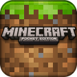 Логотип Minecraft Pocket Edition